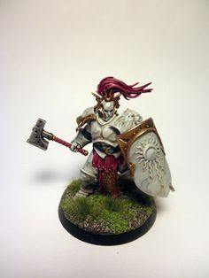Warhammer Age of Sigmar   Stormcast Eternals   Liberator #warhammer #ageofsigmar #aos #sigmar #wh #whfb #gw #gamesworkshop #wellofeternity #miniatures #wargaming #hobby #fantasy
