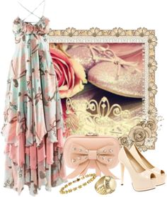 """""""Pastel"""" by milica-b3 ❤ liked on Polyvore"""