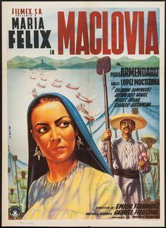 Maria Felix Poster Maclovia P Armendariz Style B Unique Only $6 99 | eBay