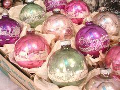 Vintage Christmas Ornament 7