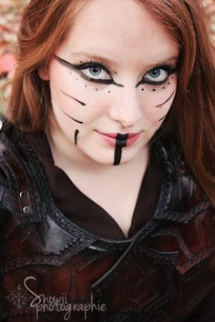Just a little picture of the Female bandit armor on someone ^^ Photographe: Snowii Photographie Model: Feral owner Val