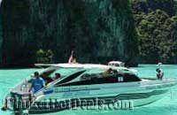 Phi Phi Island Tour by Speed boat Tour to Maya Bay, Khai Island by PhuketHotDeals.com