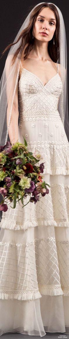 Temperley London Bridal Spring 2017