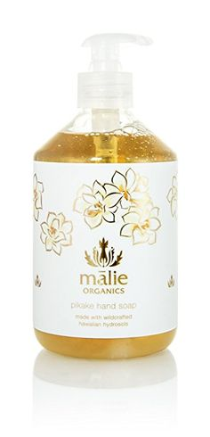 Malie Organics Liquid Hand Soap – Pikake Review