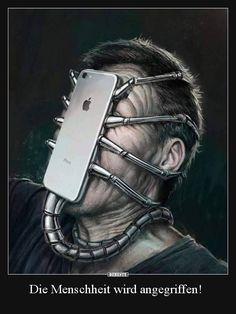 Die Menschheit wird angegriffen!