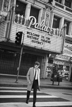 PETER LINDBERGH   Robert Pattinson, Dior Homme   Robert Lussier, The Style Council Paris