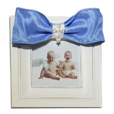 Babies are precious little angels, which is why I love this frame so much. It would make a perfect baby shower gift!