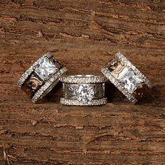 How To Make Handmade Beaded Jewelry Western Wedding Rings, Western Rings, Western Jewelry, Western Engagement Rings, Western Chic, Fru Fru, Handmade Beaded Jewelry, Ring Verlobung, Dream Ring