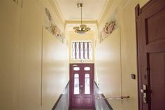 A south facing 1 bedroom apartment for sale on the tree lined Mánesova street in Prague