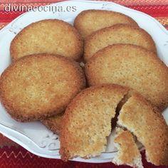 Tortas de miel y especias » DIVINA COCINAMás de 2.000 recetas de cocina andaluza y del mundo. » DIVINA COCINA