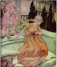 "Anne Anderson ""Cinderella"""