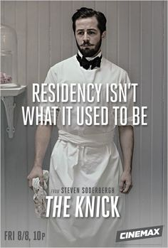 Affiche Michael Angarano Michael Angarano, Michael Cera, The Knick, Clive Owen, Medical Drama, Hbo Series, Famous Last Words, New Poster, Tv Shows