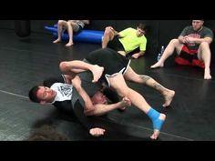 Peruvian Necktie at Hard Core Gym- Indianapolis Brazilian Jiu-Jitsu Greenwood
