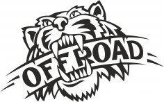 Wild Tiger Offroad Vector Free Vector Tiger Vector, Vector Art, Wolf Stencil, Free Vectors, Wild Tiger, Celtic Tree, Free Stencils, Retro Floral, Logo Design