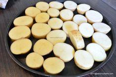 Cartofi prajiti la cuptor cu cimbru și mujdei | Savori Urbane Dairy, Cheese, Food, Essen, Meals, Yemek, Eten
