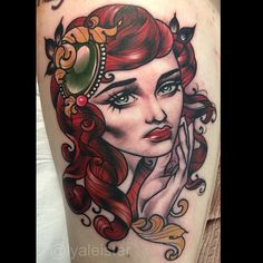 Electric Tattoos | Ly Aleister