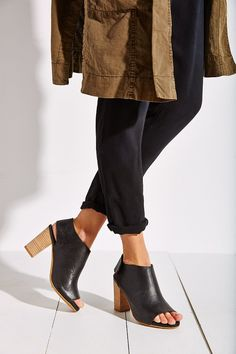 Jeffrey Campbell Quebec Heel - Urban Outfitters