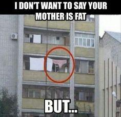 Méchant parachute!! Lol