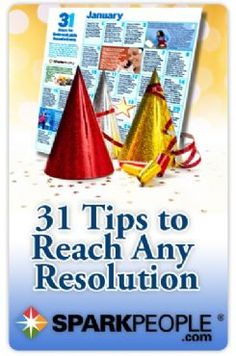 31 Real-World Tips to Reach Any Resolution