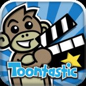 Toontastic - great app for kids to draw, animate and share their own cartoons.  Initial app is free - can purchase in-app themes for .99