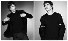 Auggie - Christopher Gorham from Covert Affairs