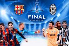 Barcelona vs Juventus Final UCL Berlin
