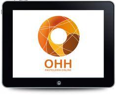 Logo OHH, pastelería online