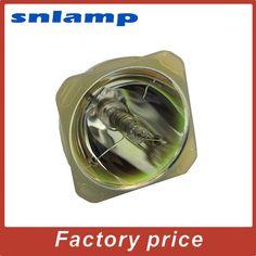 Original bare Projector lamp/Bulb for