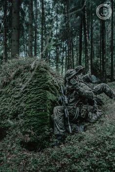 CISI I SKUTECZNI ・Polish Special Forces / Phot. Irek Dorożański for JWK