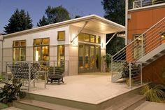 modern mini house environment suitable living (6)