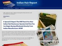 Lace Front Wigs, Wholesale Human Hair, Indian Remy Hair,  Indian Hair Report