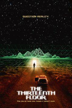 The-Thirteenth-Floor-1999-movie-poster.jpg (800×1200)