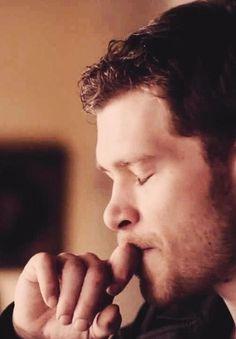 Joseph Morgan...oh, my heart! :'(