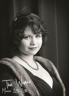 The Women 1930's Vintage Portraits