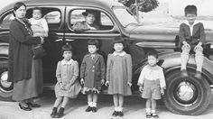 Cerca de 2.200 ciudadanos de origen japonés fueron deportados desde una docena de países latinoamericanos a campos de internamiento en EE.UU. durante la Segunda Guerra Mundial. BBC Mundo conversó con algunos sobrevivientes.