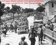 May 24, 1944 Italy   Attacks by the US 5th Army and the British 8th Army continue. The Canadian 1st Corps captures Pontecorvo and elements reach the Melfa River and establish a bridgehead. The US 2nd Corps takes Terracina against heavy opposition from the German 29th Panzergrenadier Division. At Anzio forces of US 6th Corps reach Route 7 near Latina, to the south of German-held Cisterna. Meanwhile, north of Rome, RAF Spitfires shoot down 8 German Fw190 fighter bombers.