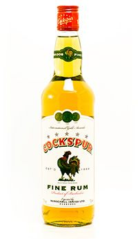 Cockspur Five Star Rum