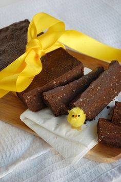Coconut Chocolate bars homemade