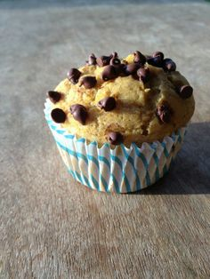 MUFFINS MADE FROM PANCAKE MIX...Pumpkin chocolate chip muffins.... I used a pancake mix, pumkin, and pumkin spices. Then chocolate chips on top. Easiest I've found.