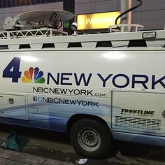 """All the local press covered the sleep out. All the next morning, I was getting texts saying, """"you guys are on NBC!"""" or """"Just saw this in NY1!"""" I didn't see any of it. I was outside!"""