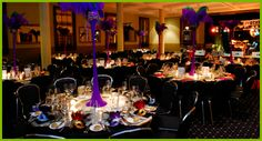 Masquerade Ball Party Decorations Jamesbondpartyideas  From 'wow' Factor Table Centrepieces And