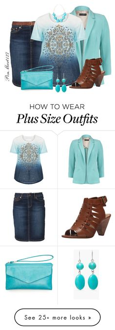 """""""Can't Think of Anything #Plussize"""" by penny-martin on Polyvore featuring Dorothy Perkins, McGregor, Samoon, HOBO, Vince Camuto and Chico's"""