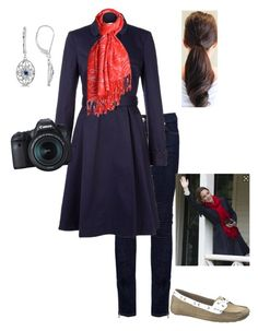 """Duchess in Canada 2011"" by lily-ashlock ❤ liked on Polyvore featuring Dsquared2, NW3, J. Furmani, Eos and Allurez"