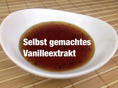 Selbstgemachtes Vanilleextrakt - ohne Alkohol | Rezept DIY