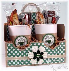 Coffee lovers DIY gift!