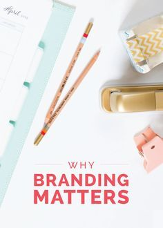 Branding is a subject that's frequently referred to and rarely defined.  It's an areathatmany business owners and bloggers are familiar with and  understand the need for, but they may not be able to clearly define it or  explain it's importance. So today I'm breaking down this familiar topic to  answer some key questions: What is brandingand why is it important?  What is branding?