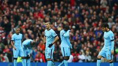 Manchester City's title hopes have collapsed this season