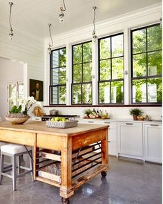 Nice to see our Old Village kitchen featured in @magnolia @joannagaines photo by our favorite @briewilliams #kitchen #kitchenstyle…