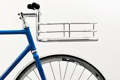 PELAGO Commuter Rack Porte-bagages Front Carrier porter en acier inoxydable New argent-M