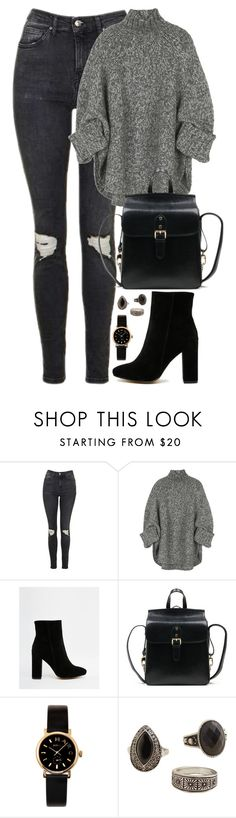 """""""Untitled #996"""" by zarryalmighty ❤ liked on Polyvore featuring Topshop, Michael Kors, Public Desire, Marc by Marc Jacobs and MANGO"""
